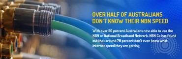 Over Half of Australians Don't Know Their NBN Speed