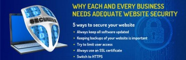 Why each and every business needs adequate website security?