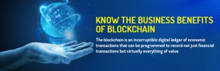 Know The Business Benefits of Blockchain