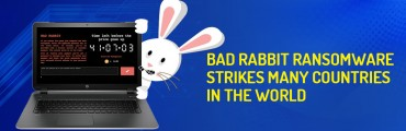 Bad Rabbit Ransomware Strikes Many Countries in the World