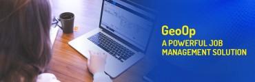 GeoOp: An Award Winning Online Job Management Software