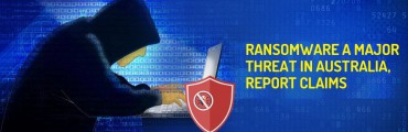 Ransomware a Major Threat in Australia, Report Claims