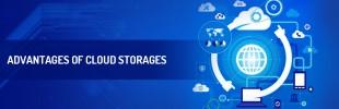 Advantages of Cloud Storages