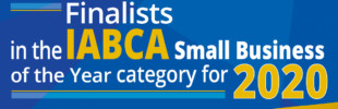FINALISTS DECLARED FOR 2020 IABCA SMALL BUSINESS OF THE YEAR
